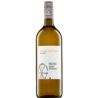 2019 Bacchus Kabinett halbtrocken 1L - Weingut Dohlmühle