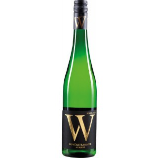 2019 Gewürztraminer Prädikatswein Auslese süß - Weingut Wasem Doppelstück