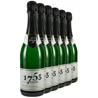 Cuvée Sekt Paket halbtrocken - Weingut Schmidt