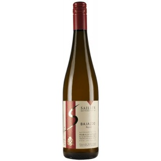 "2014 ""Bajazzo"" Rosé feinfruchtig - Weingut Destillerie Harald Sailler"