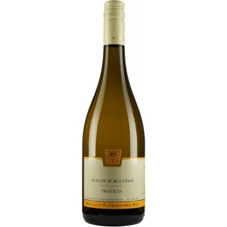 2018 Grauer Burgunder trocken - Weingut Flörsheimer Hof