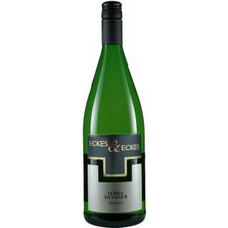 "2020 Silvaner ""Terra"" trocken 1,0 L - Weingut Eckes & Eckes"