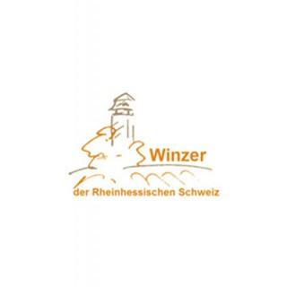 2018 Wöllsteiner Rheingrafenstein Rivaner QbA Trocken - Winzer der Rheinhessischen Schweiz