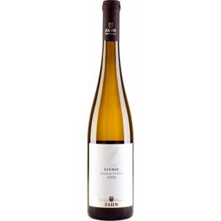 2017 Kaatschener Dachsberg Kerner Spätlese feinherb - Thüringer Weingut Zahn