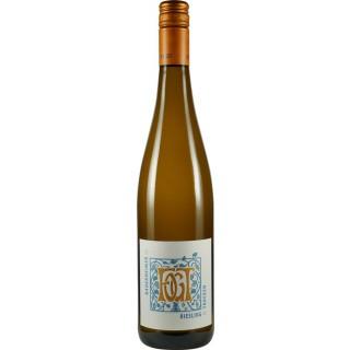 2018 Badenheimer Riesling QbA trocken - Weingut Fogt