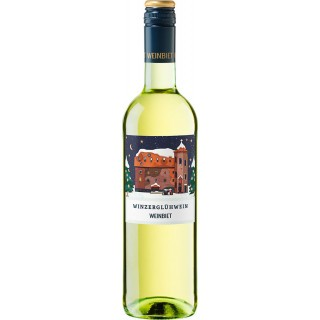 Winzerglühwein weiß - Weinbiet Manufaktur