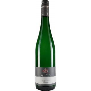 2018 Riesling lieblich - Weingut Weyh