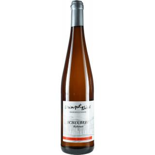 2018 Scheurebe lieblich - Weingut Blöser