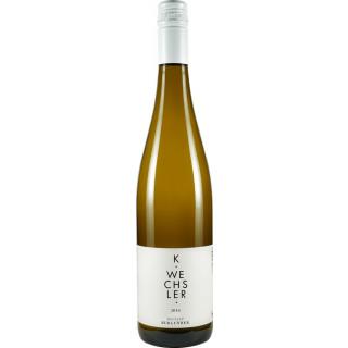 2018 Weißer Burgunder trocken - Weingut Wechsler