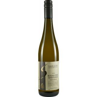 2016 Riesling Spätlese Trocken - Weingut Destillerie Harald Sailler