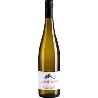 2017 Riesling Spätlese fruchtig - Gutswein - Weingut Gemünden