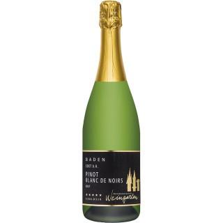 2016 Pinot Blanc de Noirs Sekt brut - Weinmanufaktur Weingarten