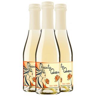 3x Beauty Queen-Secco trocken 0,2 L - Wein & Secco Köth