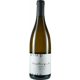 2019 Weissburgunder Reserve trocken BIO - Weingut Knauß