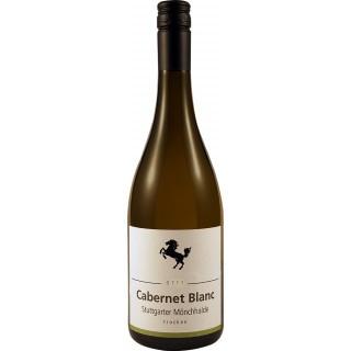 2019 Stuttgarter Mönchhalde Cabernet Blanc trocken - Weingut der Stadt Stuttgart