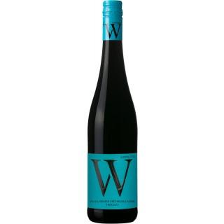 2018 Ingelheimer Frühburgunder Ortswein trocken - Weingut Wasem Doppelstück