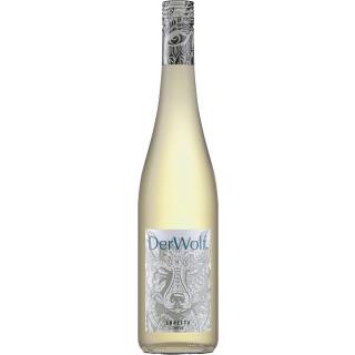 """2019 Secco """"Lupetto"""" halbtrocken - DerWolf Das Weingut."""