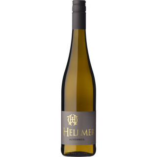 2017 Mußbacher Spiegel Auxerrois Spätlese trocken - Weingut Hellmer