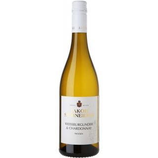 2020 Nahetal Weissburgunder-Chardonnay trocken - Weingut Jakob Schneider