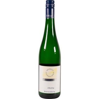 2018 ** Riesling feinherb - Weingut Steinbachhof