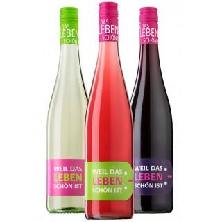 """""""Weil das Leben schön ist"""" - Weingeschenk - Weingut Castell"""