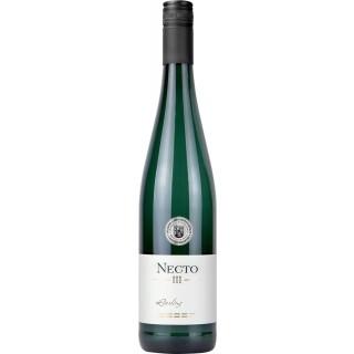 2015 NECTO III Premium Riesling lieblich - Weingut Römerhof
