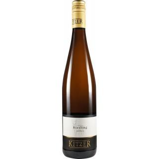 2018 Wöllsteiner Riesling QbA Trocken - Weingut Kitzer