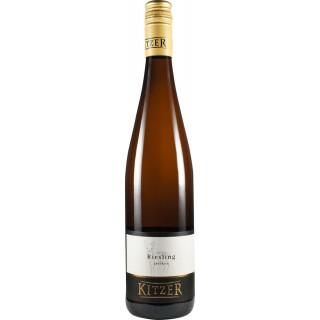 2019 Wöllsteiner Riesling QbA Trocken - Weingut Kitzer