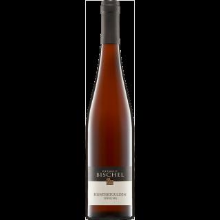 2017 Hundertgulden Riesling QbA trocken - Weingut Bischel