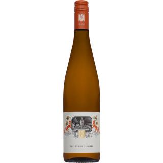 2018 Dürkheim Weissburgunder trocken VDP.Ortswein BIO - Weingut Karl Schaefer