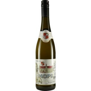 2018 Winnender Mops Riesling halbtrocken - Weingut Häußer