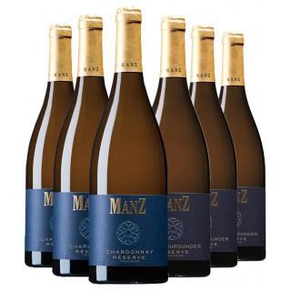 Chardonnay & Weißburgunder Réserve Paket - Weingut Manz