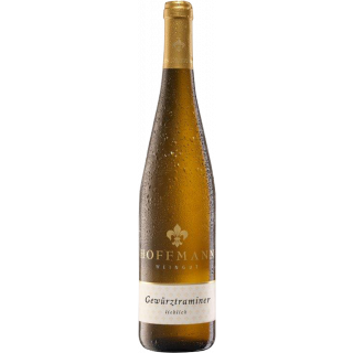 2018 Gewürztraminer lieblich - Weingut Hoffmann