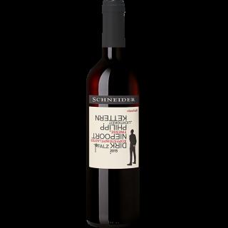 2015 Rätzelhaft Rot Trocken - Weingut Lothar Kettern