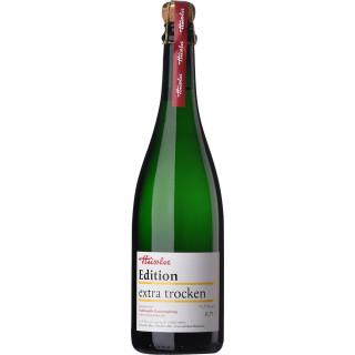 2017 Edition Sekt extra trocken - Weingut Heissler