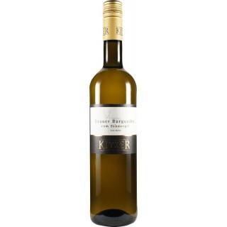 2017 Grauer Burgunder vom Tonmergel trocken - Weingut Kitzer