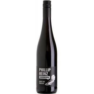 2017 Männermischung Rotweincuveé trocken - Weingut Phillip Heinz