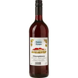 roter Glühwein süß 1,0 L - Weingut Schulze