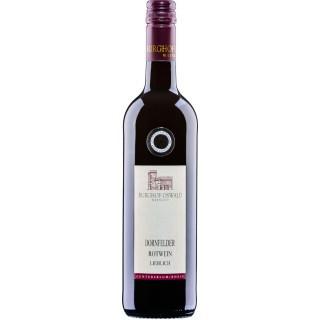 2017 Dornfelder Rotwein QbA lieblich - Weingut Burghof Oswald
