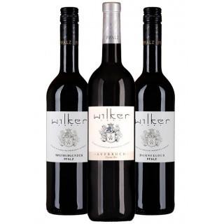 Kräftiges Rotweinpaket für den Kaminabend - Weingut Wilker