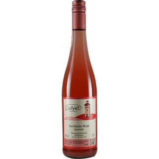 "2018 Dornfelder Rosé feinherb NATURE ""unfiltriert"" - Familienweingut Dechent"