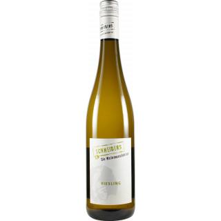2018 Riesling von der halbtrocken - Weingut Weinmanufaktur Schneiders