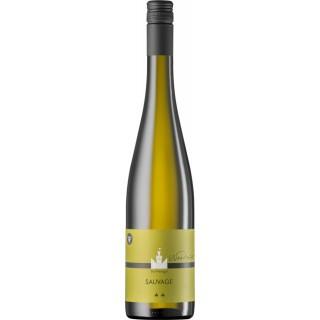 2016 Sauvage** Sauvignon blanc & Cabernet blanc BIO - Weingut Weinreuter