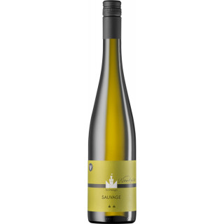 2016 Sauvage** Sauvignon blanc & Cabernet blanc - Weingut Weinreuter
