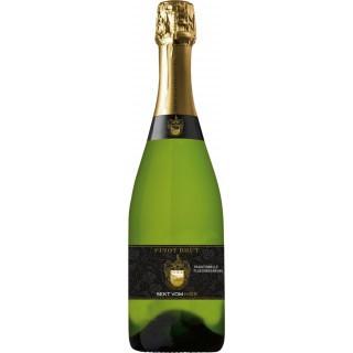 Pinot Sekt aus Schwarzriesling brut - Weingut Hiss