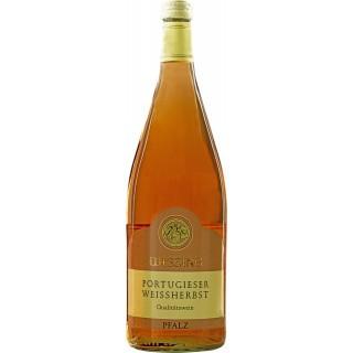 2018 Portugieser Weißherbst mild 1L - Weinkellerei Emil Wissing