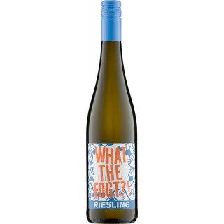 2019 WHAT THE FOGT?! Riesling halbtrocken - Weingut Fogt