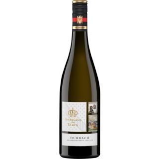 2018 Durbach Weißburgunder trocken - Weingut Markgraf von Baden - Schloss Salem