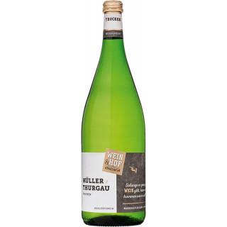2019 Müller-Thurgau trocken 1,0 L - Wein & Hof Hügelheim