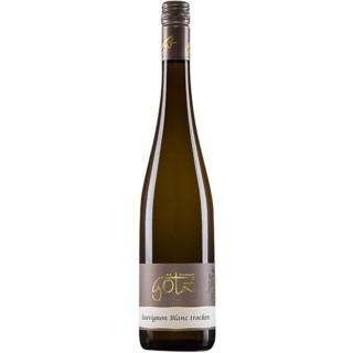 2018 Kirrweiler Oberschloss Sauvignon Blanc trocken - Weingut Götz